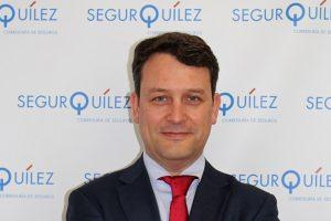 Mario Quílez - Gerente de SegurQuílez.